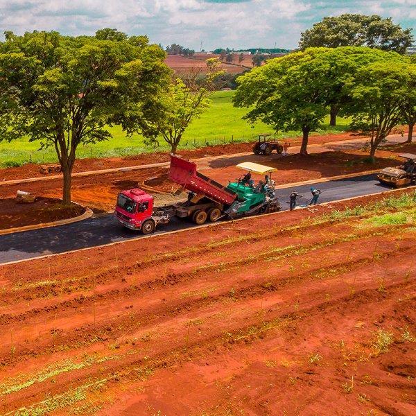 Empresa de pavimentação