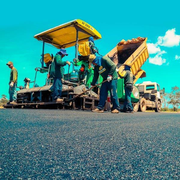Empresas de terraplanagem e pavimentação