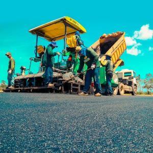 Empresa de pavimentação asfaltica sp
