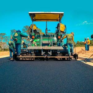 Empresa de recapeamento de asfalto